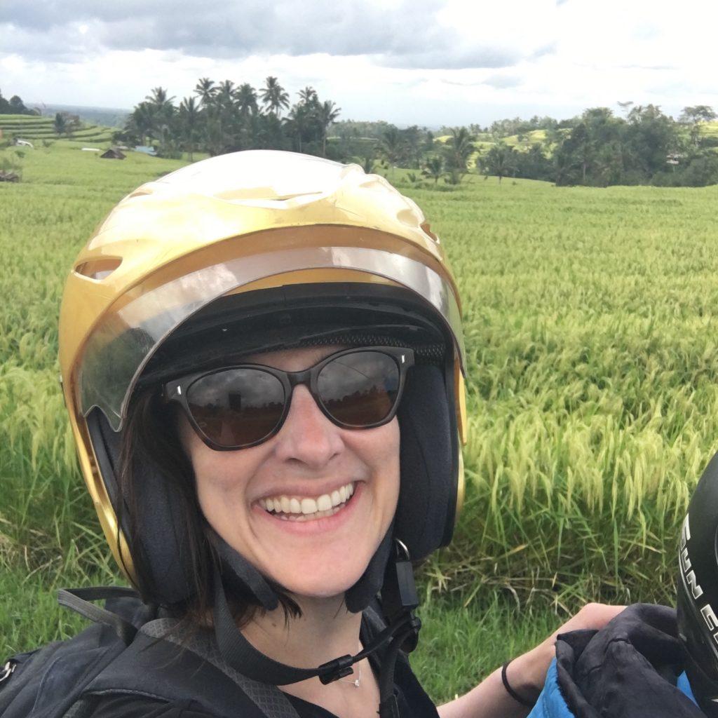 Cycle Helmet Bali